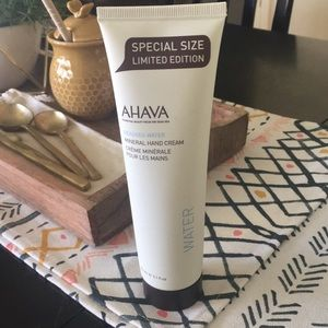 Other - Ahava Dead Sea water mineral hand cream NEW